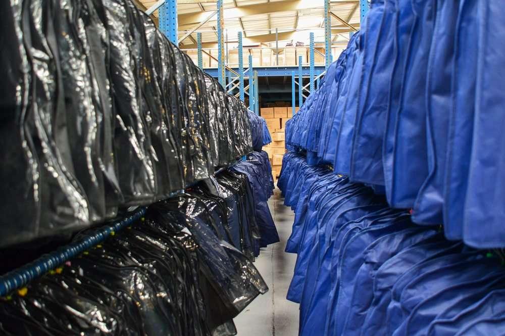 Formal Wear Garment Storage