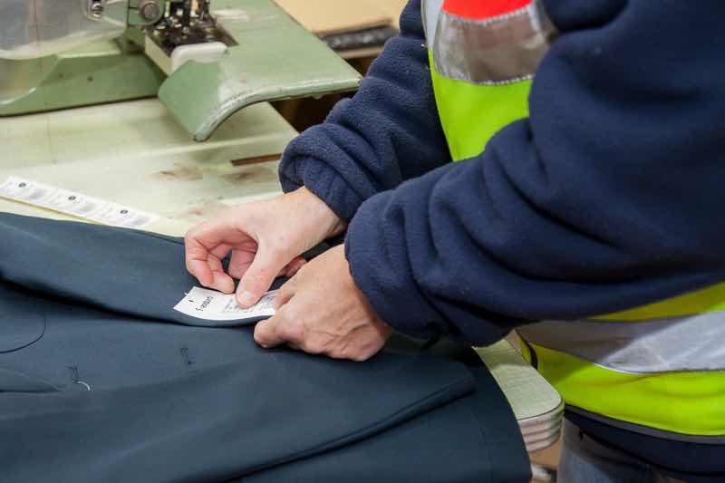 garment labelling