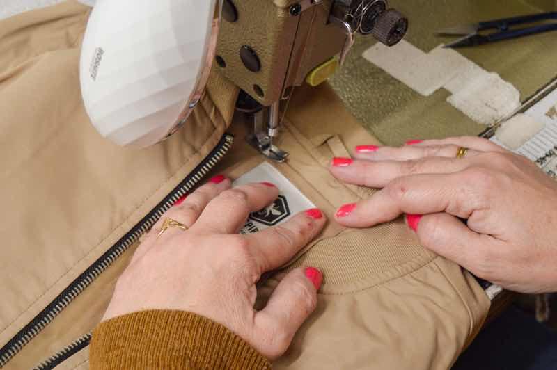 Garment Rebranding - Label Replacement