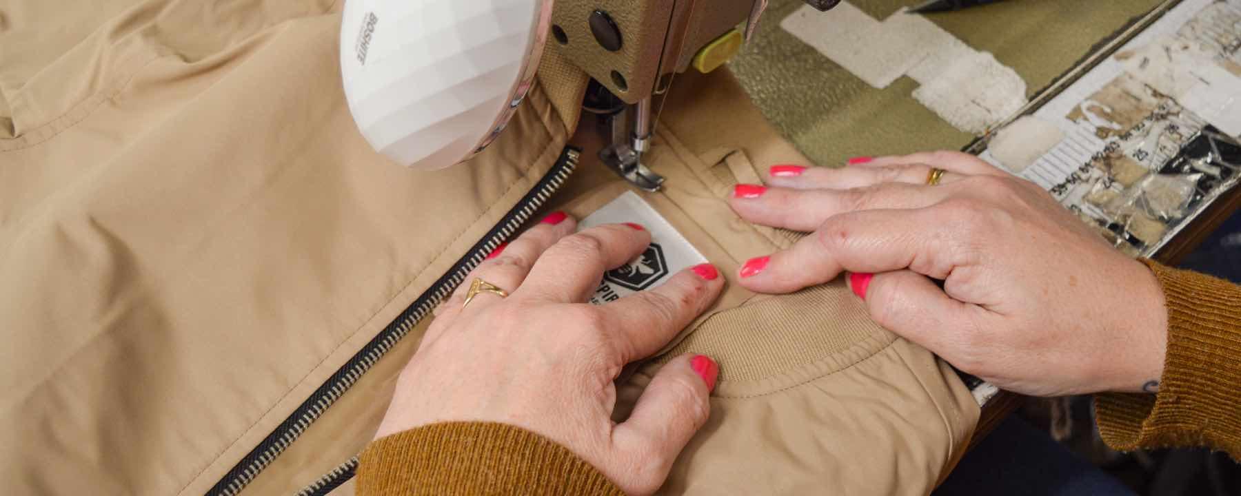 garment reprocessing